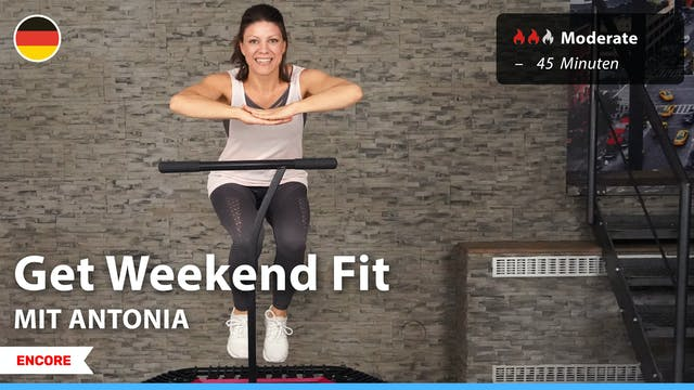 Get Weekend Fit | 4/23/21 | Antonia