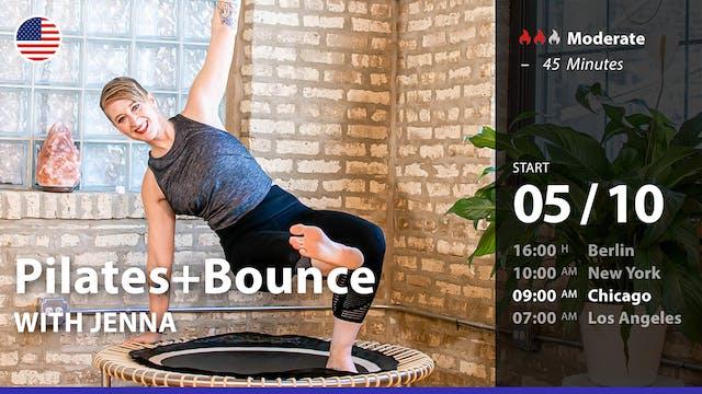 [PREMIERE] Pilates+Bounce   5/10/21  ...