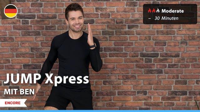 [ENCORE] JUMP Xpress | 8/31/21 | Ben