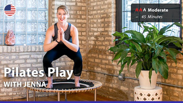 Pilates Play | 4/1/21 | Jenna