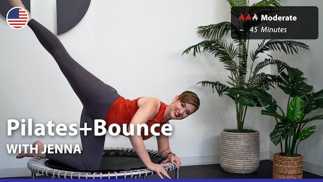 Pilates+Bounce | 7/12/21 | Jenna