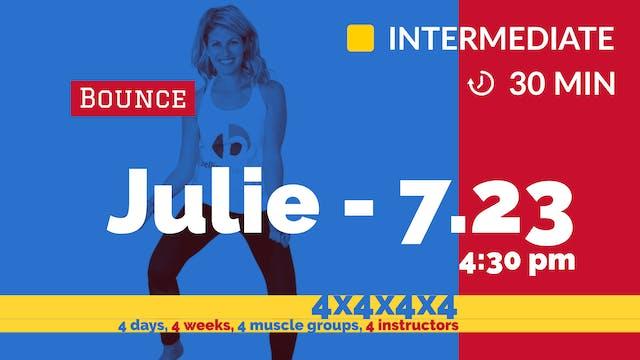 4x4x4x4 Challenge: Week 1 - Cardio Bl...