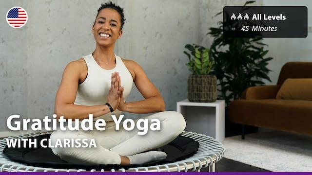 Gratitude Yoga | 7/16/21 | Clarissa