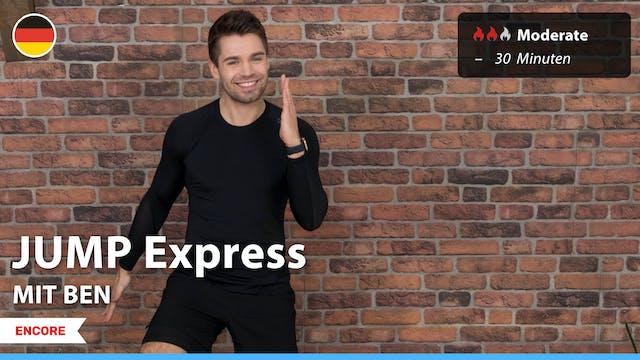 [ENCORE] JUMP Express | 8/24/21 | Ben