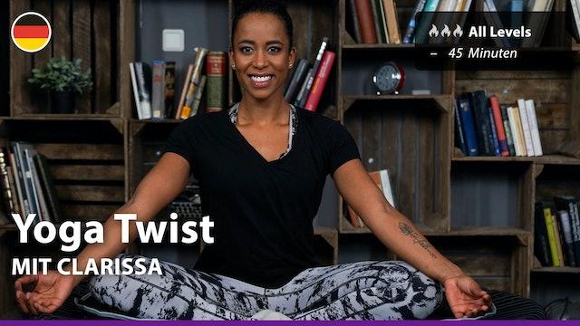 Yoga Twist | 4/8/21 | Clarissa