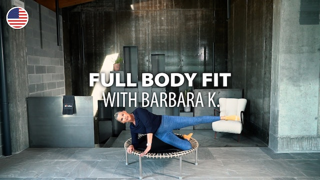 FULL BODY FIT with Barbara | bellicon Home
