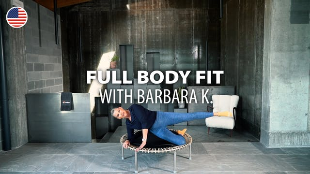 FULL BODY FIT with Barbara | bellicon...