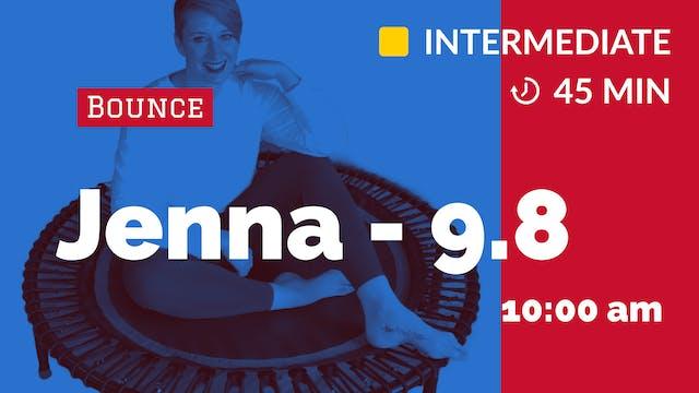 Conditioning Bounce   9/8/20   Jenna