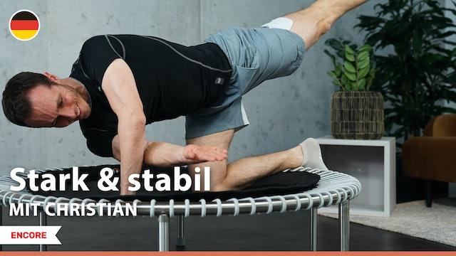 [ENCORE] Stark & stabil | 8/21/21 | Christian