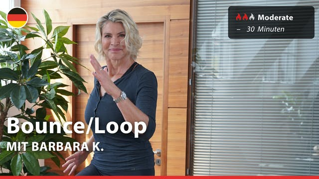 Bounce/Loop | 8/11/21 | Barbara