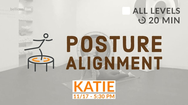 Full Unwind: Evening Alignment | 11/17/20 | Katie