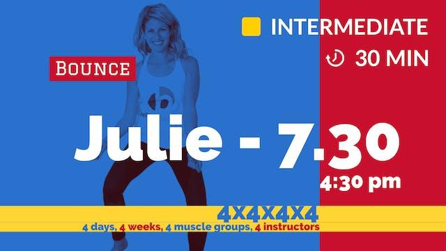 4x4x4x4 Challenge: Week 2 - Defined A...