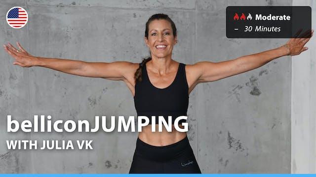 belliconJUMPING | 3/27/21 | Julia vK.