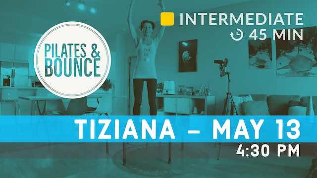 Guns and Buns Bounce | 5/13/20 | Tiziana