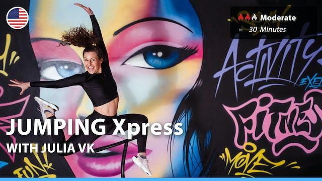 JUMPING Xpress | 8/21/21 | Julia vK.