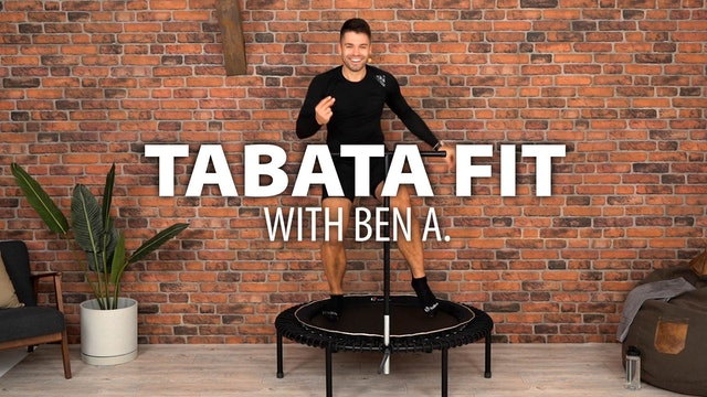 Tabata Fit with Ben A.