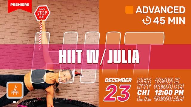 Snowbunny Blast | 12/23/20 | Julia