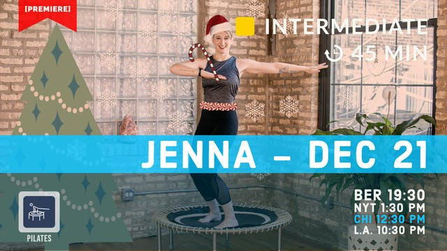 Wonderland Pilates | 12/21/20 | Jenna
