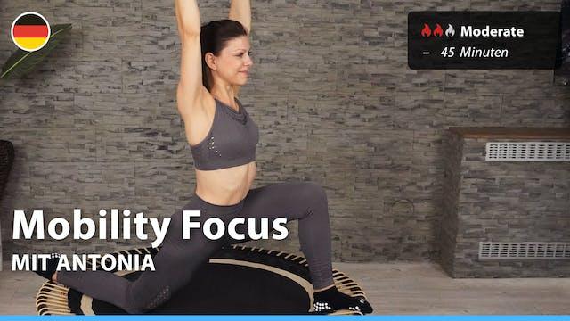 Mobility Focus | 5/24/21 | Antonia