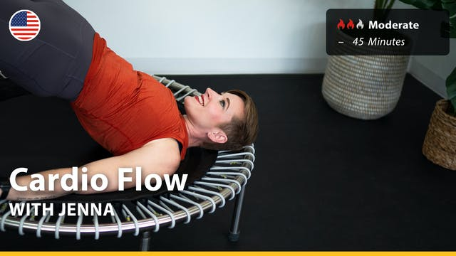 Cardio Flow | 9/2/21 | Jenna