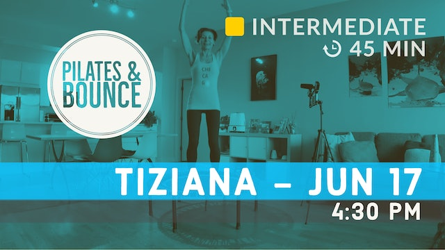 Stretch your Band, Move your Spine | 6/17/20 | Tiziana
