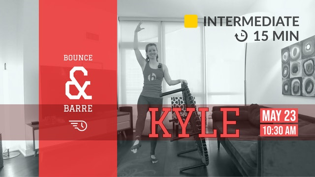 15 Minutes Glutes Galore | 5/23/20 | Kyle