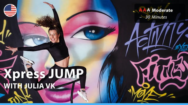 Xpress JUMP | 4/10/21 | Julia vK.