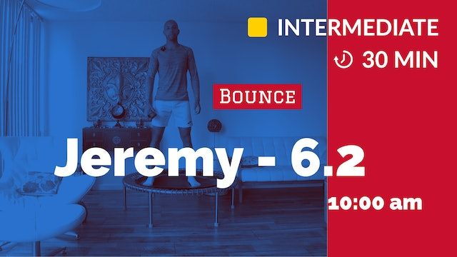 Full Body Bounce | 6/2/20 | Jeremy