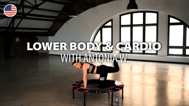 NEW: bellicon HOME Video of the week: Lower Body & Cardio with Antonia