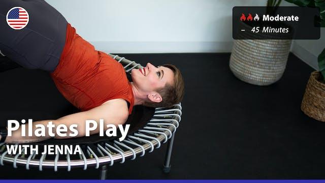 Pilates Play | 7/26/21 | Jenna