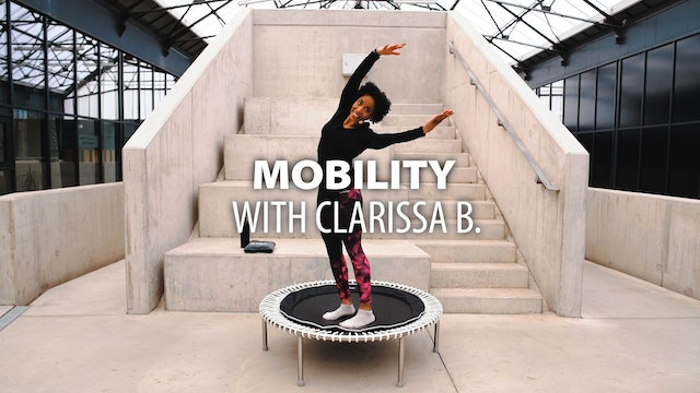 Mobility with Clarissa B. | bellicon Home