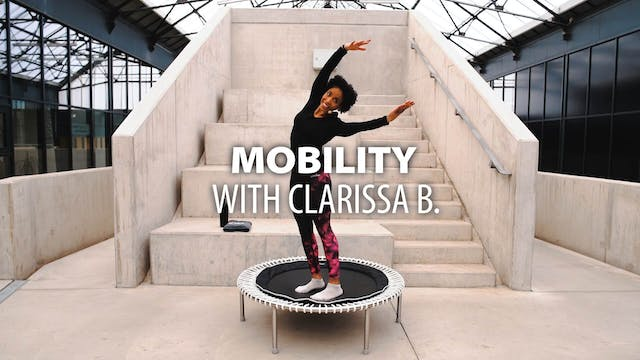 Mobility with Clarissa B. | bellicon ...