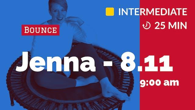Quick Am Bounce   8/11/20   Jenna