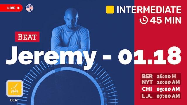 Monday Jump Start! | 1/18/21 | Jeremy