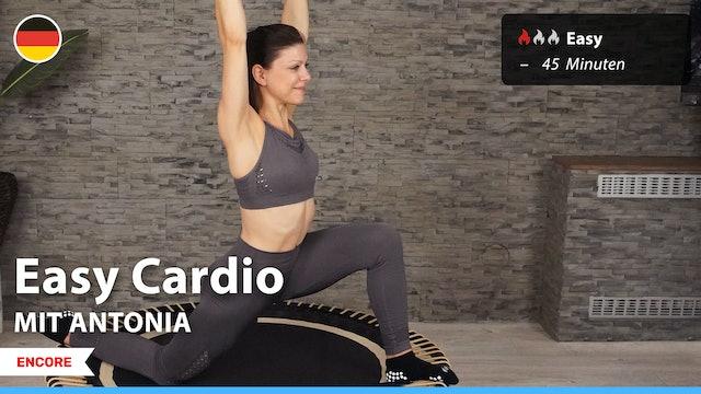 [ENCORE] Easy Cardio | 10/15/21 | Antonia