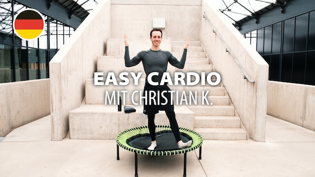 NEW: bellicon HOME Video of the week: EASY CARDIO mit Christian K.
