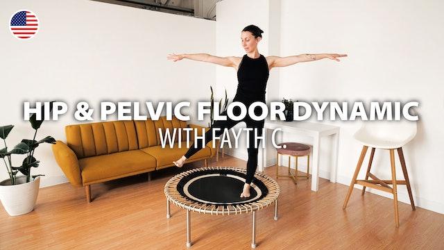 HIP & PELVIC FLOOR DYNAMIC with Fayth | bellicon Home