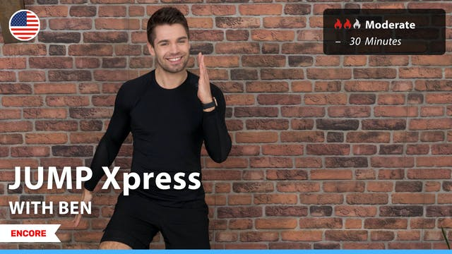 [ENCORE] JUMP Xpress | 8/30/21 | Ben