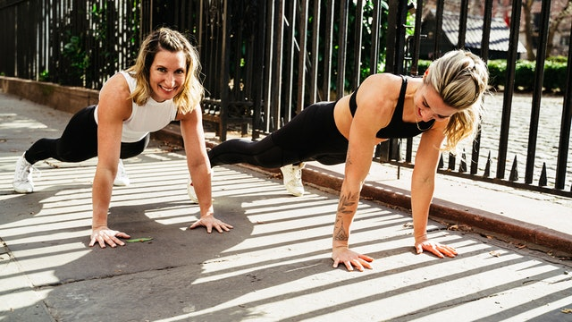 Intermediate Series 2, Class 10: What's Your Plank Plan?