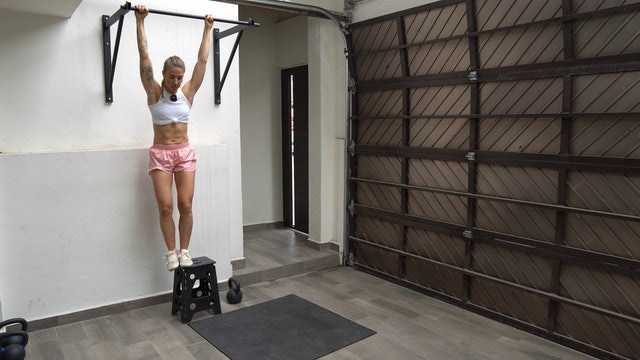 Pull Up Program Series 1, Class 10:  Rule of 5's...