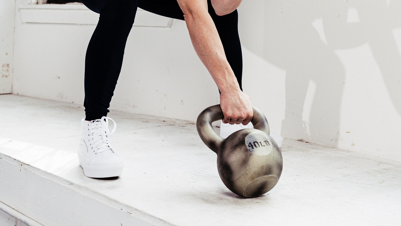 Beginner Series 1: Press, Pull, Squat and Rotate