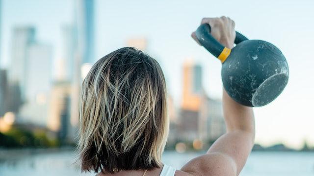 20 Minute Beginner Cardio: Sweat Like It's Your Job