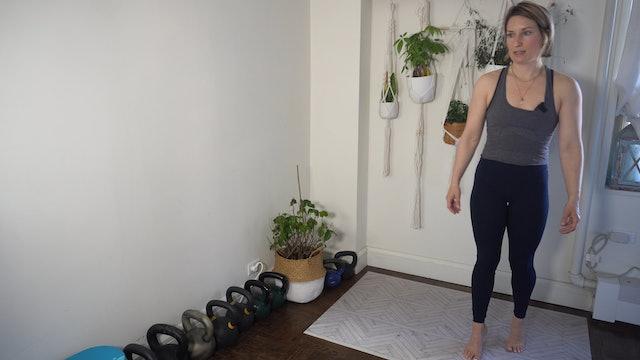 Advanced Bodyweight, Class 7: Legs for Days