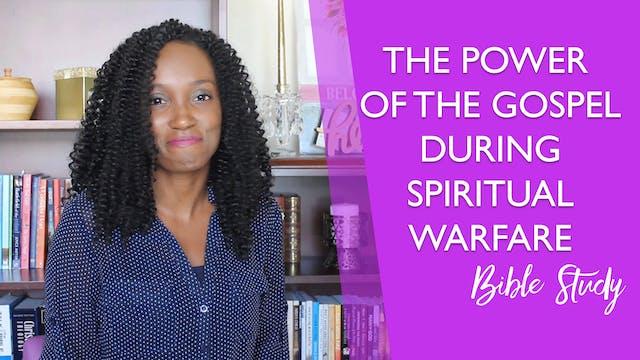 The Power of the Gospel During Spirit...