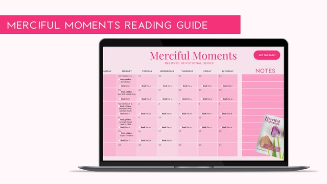 Merciful Moments Reading Guide