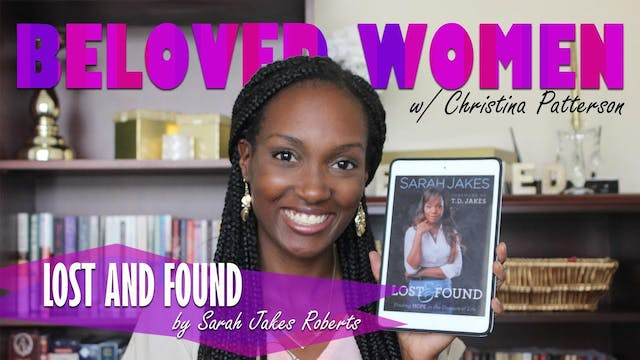 Lost and Found by Sarah Jakes Roberts