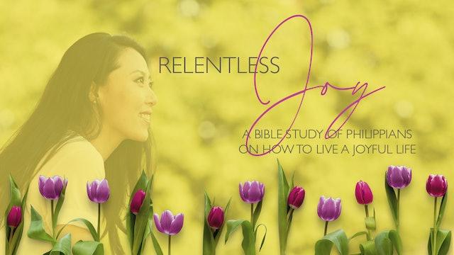 Relentless Joy Bible Study