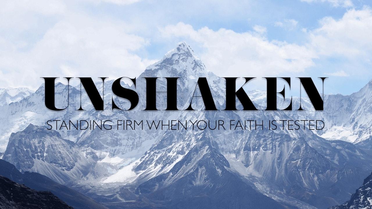Unshaken Bible Study