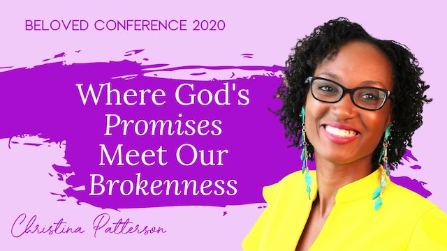 Where God's Promises Meet Our Brokenness