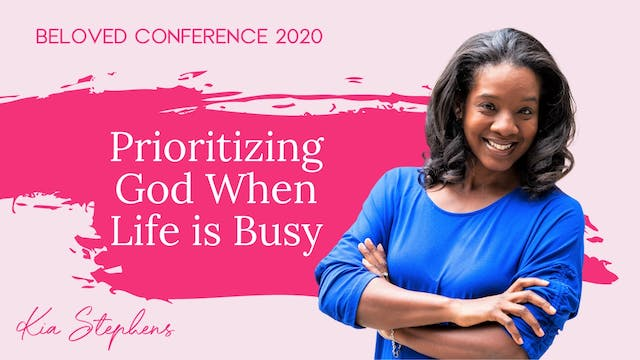 Prioritizing God When Life is Busy